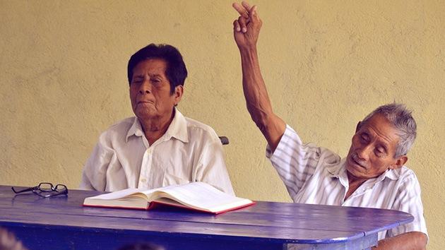México: Los dos hablantes de una lengua amenazada vuelven a hablarla para salvarla