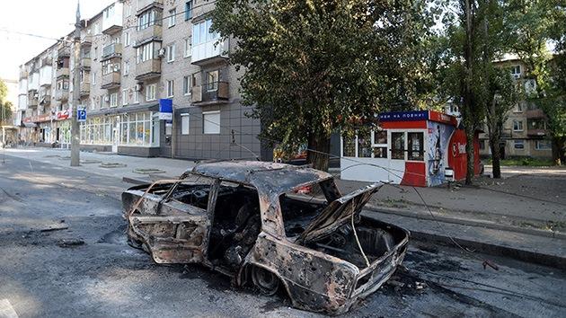 Rusia: La información sobre la entrada de militares rusos en Ucrania es un bulo