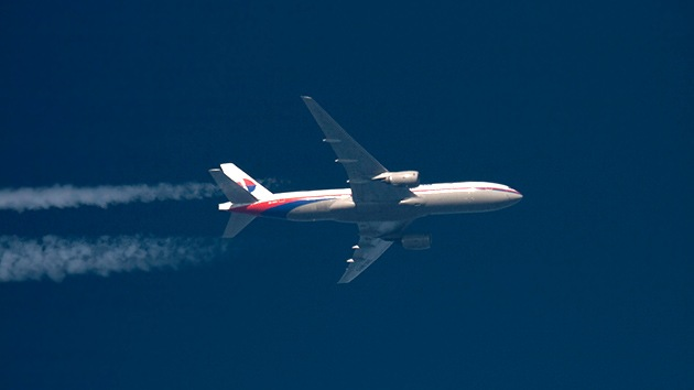 Un radioaficionado ruso dice haber encontrado el Boeing malayo desaparecido