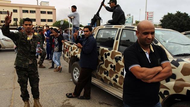 El Ejército libio, en alerta máxima tras enfrentamientos con extremistas