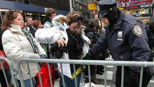 Times Square, ¿objetivo terrorista en Año Nuevo?: Nueva York monta guardia