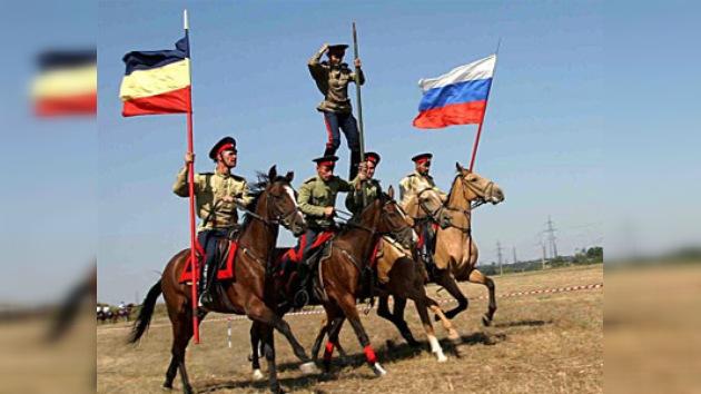 El presidente de Rusia regula las leyes sobre los cosacos
