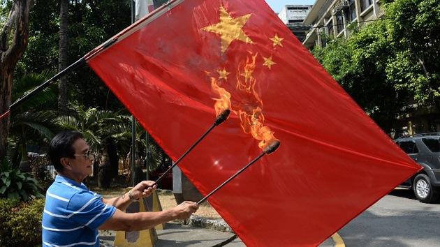 China acusa a EE.UU. de fomentar tensiones en Asia