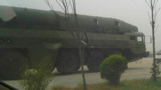 """""""El nuevo misil chino DF-26C es un 'argumento' de peso en Asia-Pacífico"""""""