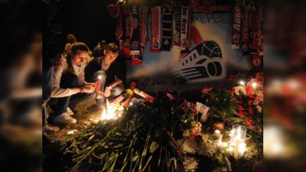 El Lokomotiv recibe las condolencias de sus hinchas y de la NHL