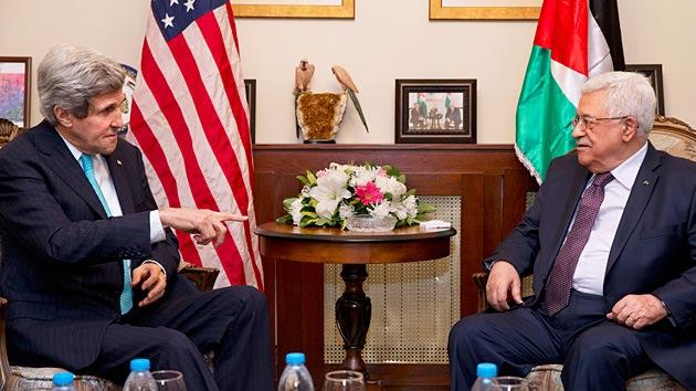 EE.UU.: El Gobierno de unidad palestino reconocerá a Israel