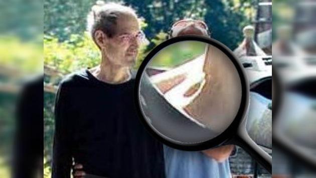 Internautas afirman que la foto de Steve Jobs ha sido manipulada
