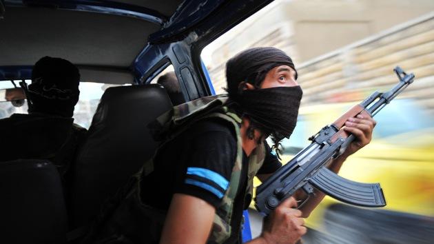 EE.UU. prepara a militares jordanos para apropiarse de las armas químicas de Al Assad