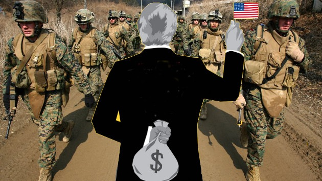"""""""EE.UU. necesita una nueva guerra, de lo contrario el capitalismo morirá"""""""