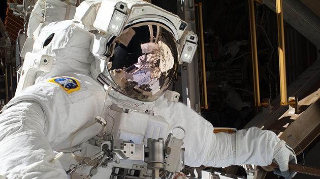 La NASA admite un error que puso en peligro la vida de un astronauta en un paseo espacial