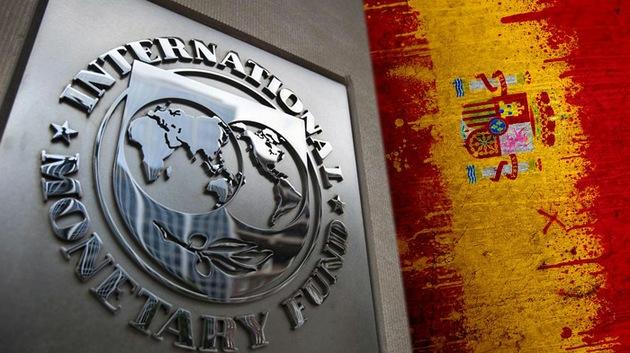 FMI: la banca de España necesita 40.000 millones de euros