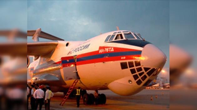 Rusia envía dos equipos de emergencia a Japón