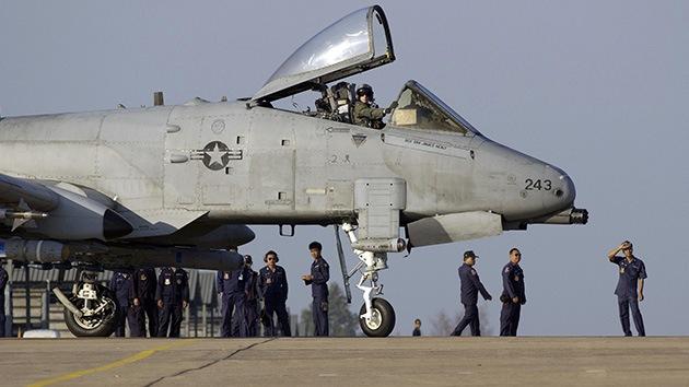 EE.UU. lanza un avión 'alimentado' con alcohol