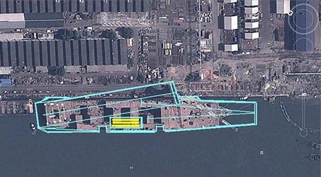 China construirá su primer portaviones propio