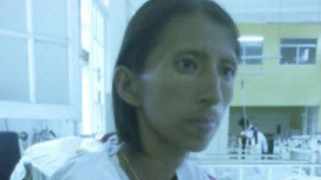 Una indígena peruana que pensaba que estaba embrujada tenía sida