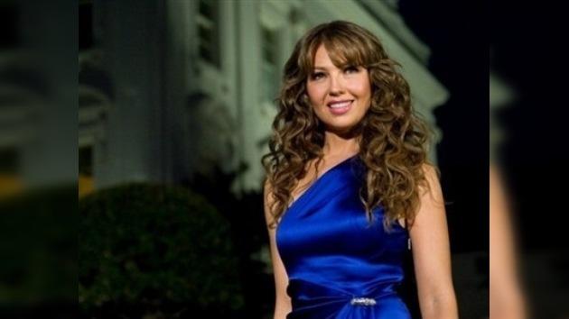 Thalía publica su 'Primera Fila'