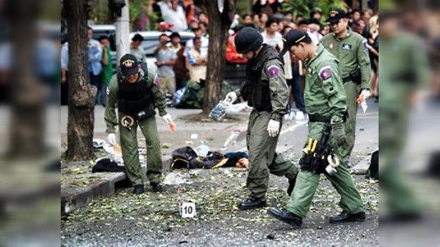 Irán se defiende y acusa a Israel por las explosiones de Bangkok