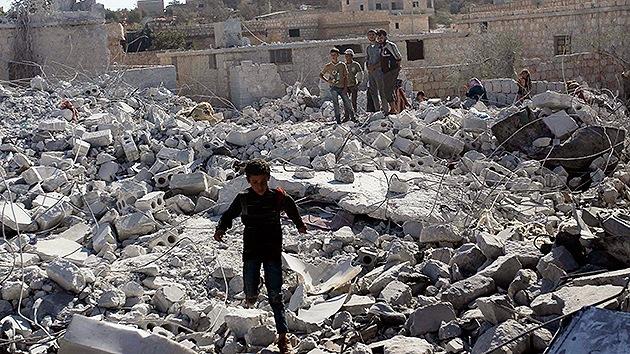 """EE.UU.: """"Atacar al Estado Islámico en el territorio de Siria es autodefensa"""""""
