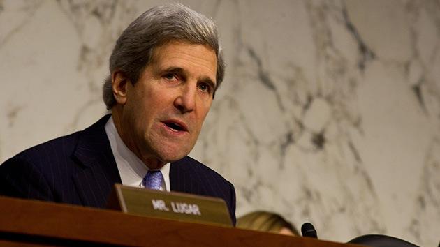 El senador John Kerry apunta a Secretario de Estado