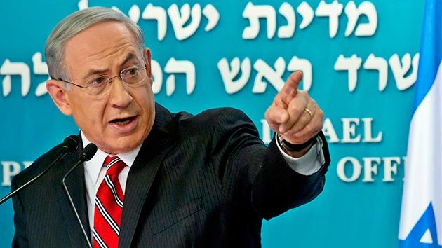 """Netanyahu: """"La ONU da legitimidad a organizaciones terroristas"""""""