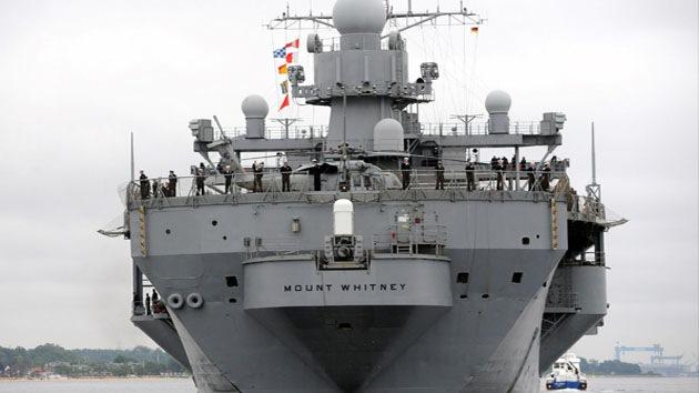 Buque de la Armada de EE.UU. llega a Georgia para maniobras militares conjuntas
