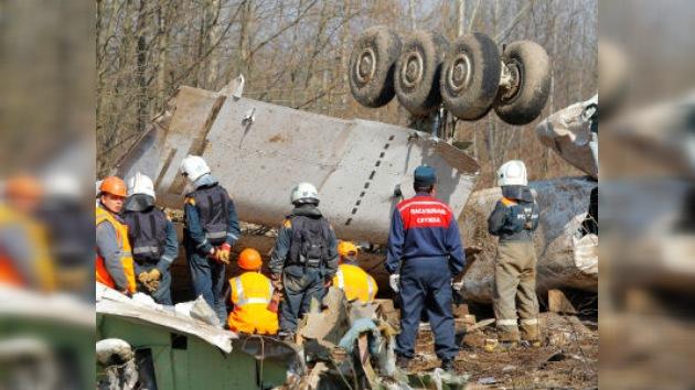 Polonia juzgará a empleados de seguridad por fallos en el 'último viaje' de Kaczynski