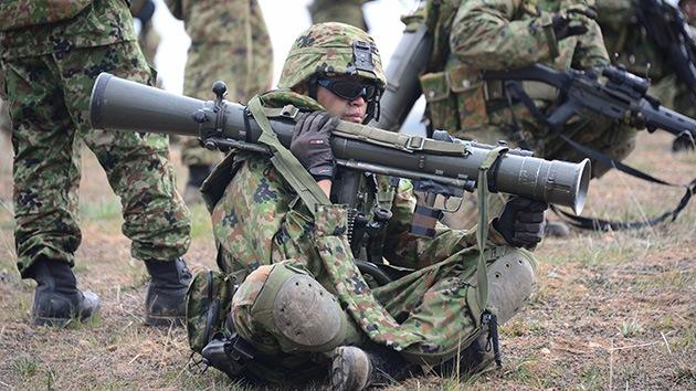 China ve preocupante que Japón relaje las normas para la exportación de armas