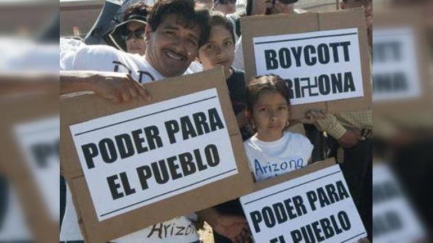 Los Ángeles aprueban un boicot a Arizona