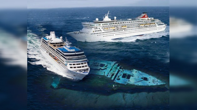 Un 'Titanic' conmemorativo llevará a vástagos de las víctimas al lugar del hundimiento