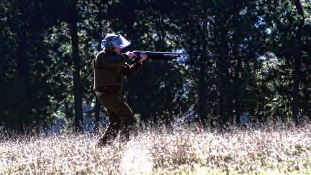Chile: indultan al policía que mató a un indígena en el desalojo de una finca
