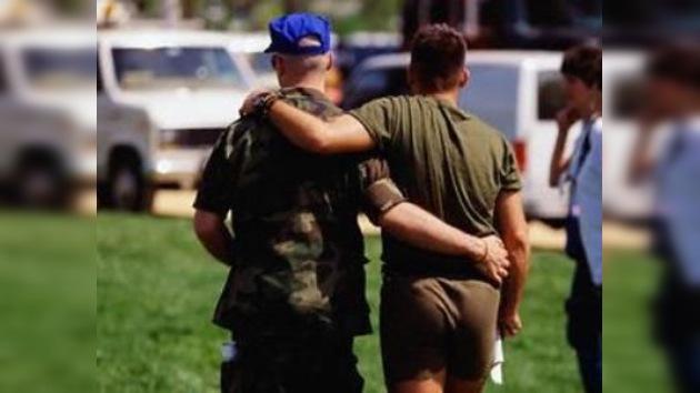 El Ejército de EE. UU. 'sale del clóset'