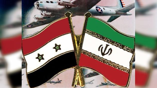 Siria e Irán, unidas por un mismo destino en caso de ataque occidental