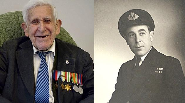 Fuga el Día D: Un veterano británico huye de un geriátrico para ir a Normandía