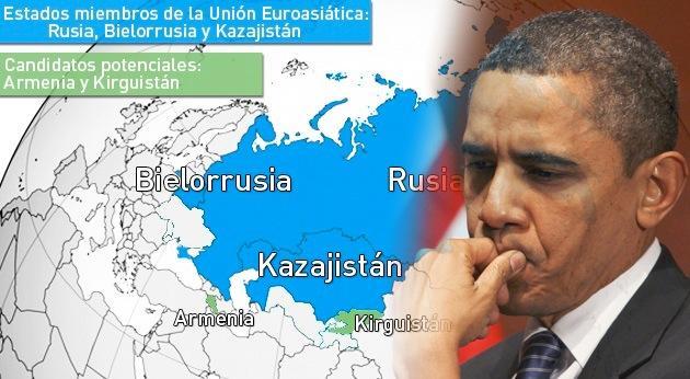 """Nace una """"nueva realidad geopolítica"""" en medio de los intentos de Obama por salvar el mundo unipolar"""