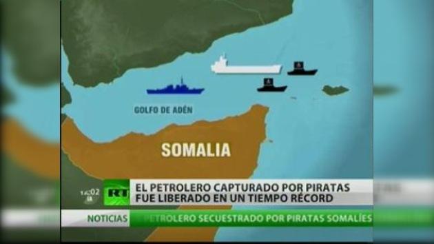 Exitosa operación contra piratas despierta pendientes cuestiones legales