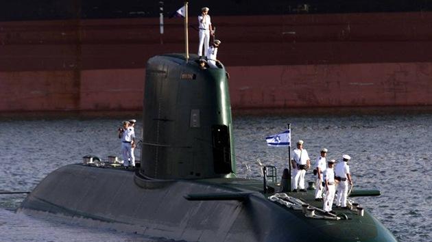 Los submarinos israelíes, más leña al fuego nuclear en la región