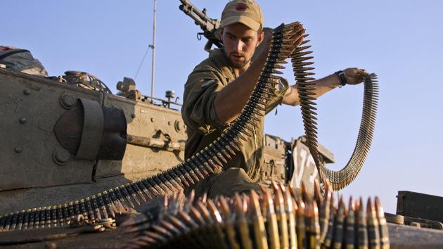 Israel vende armamento obsoleto como chatarra por 1,8 millones de dólares