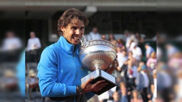 Nadal iguala el récord de triunfos de Björn Borg en Roland Garros