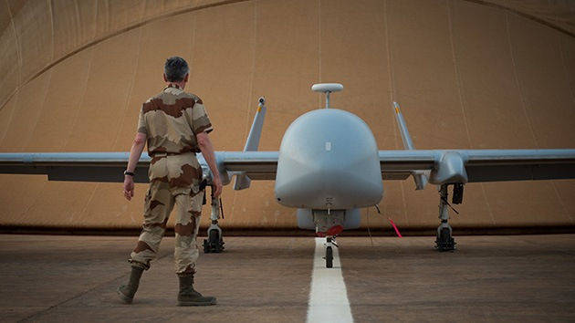 Unión letal: Reino Unido y Francia aúnan esfuerzos para fabricar un drone militar