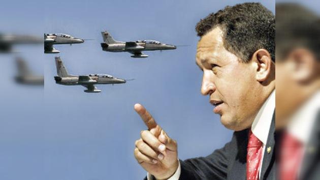 Venezuela compra aviones chinos