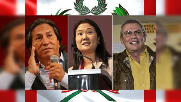 La campaña electoral en Perú sigue dando sorpresas