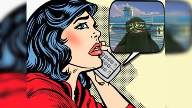Una madre 'ingeniosa' tacha a su hija de terrorista para que no se vaya