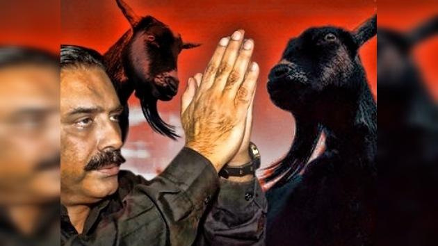 """El recetario del presidente paquistaní para quitarse """"el mal del ojo"""""""