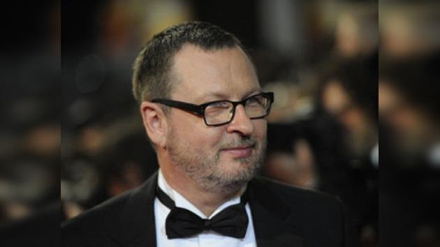 Cannes declara persona non grata a Lars von Trier por comentarios nazis