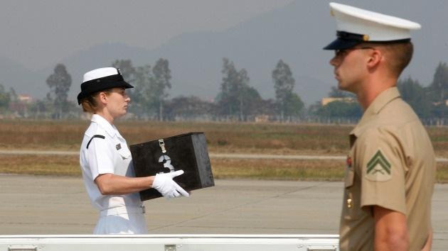 Piloto desaparecido en Vietnam hace 45 años 'regresa' a casa