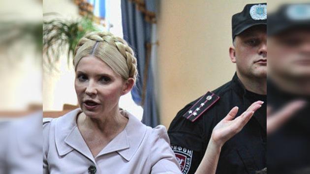 Ucrania: el juicio a Timoshenko va camino a la sentencia