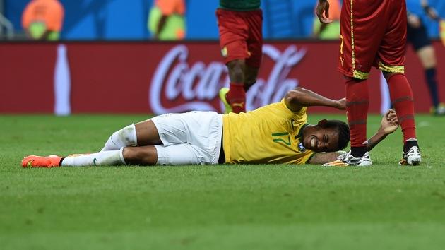 Estudio: ¿qué selección ha fingido más lesiones en la Copa del Mundo?