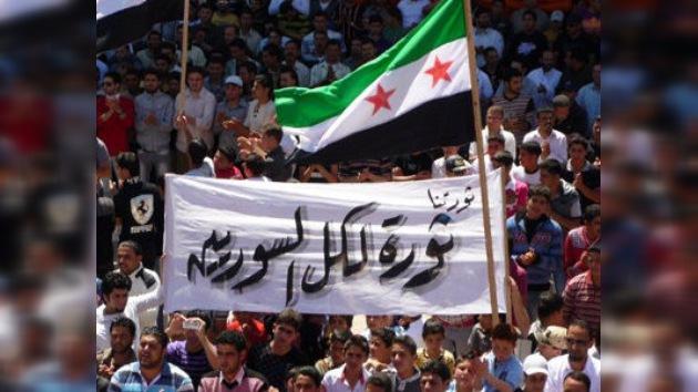 La oposición siria pretende boicotear los planes de Kofi Annan