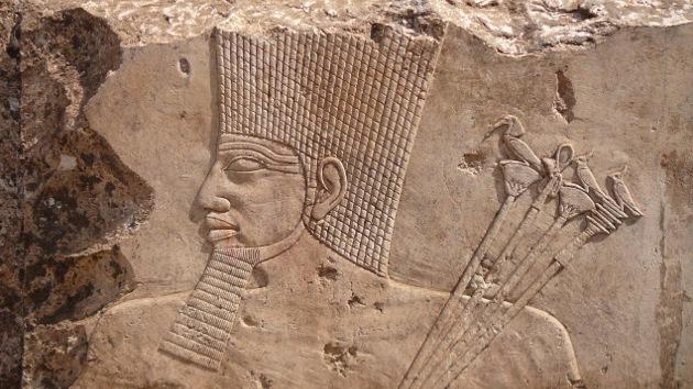 'Sacerdote del dios Ra': Hallan en Egipto la tumba de un médico real de hace 4.000 años