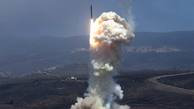 El escudo terrestre antimisiles de EE.UU. supera las primeras pruebas en 6 años